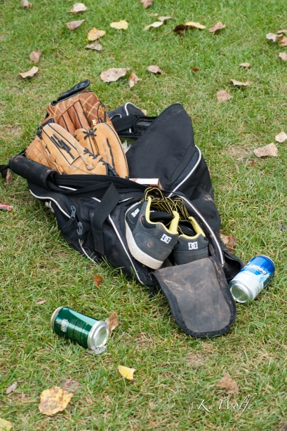 And what would slo-pitch be without a little beer!?