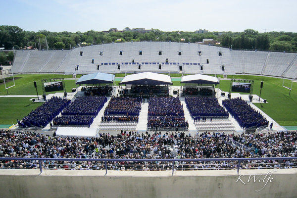 Northwestern Class of 2015 Convocation