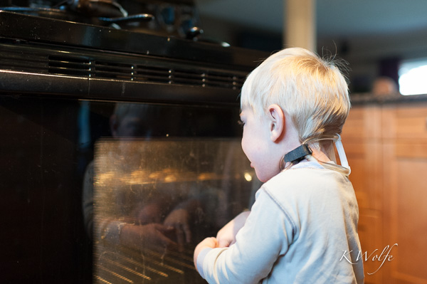 How do you clean between the glass on the oven door? Should I know this already? Even if I did know would I ever do it?
